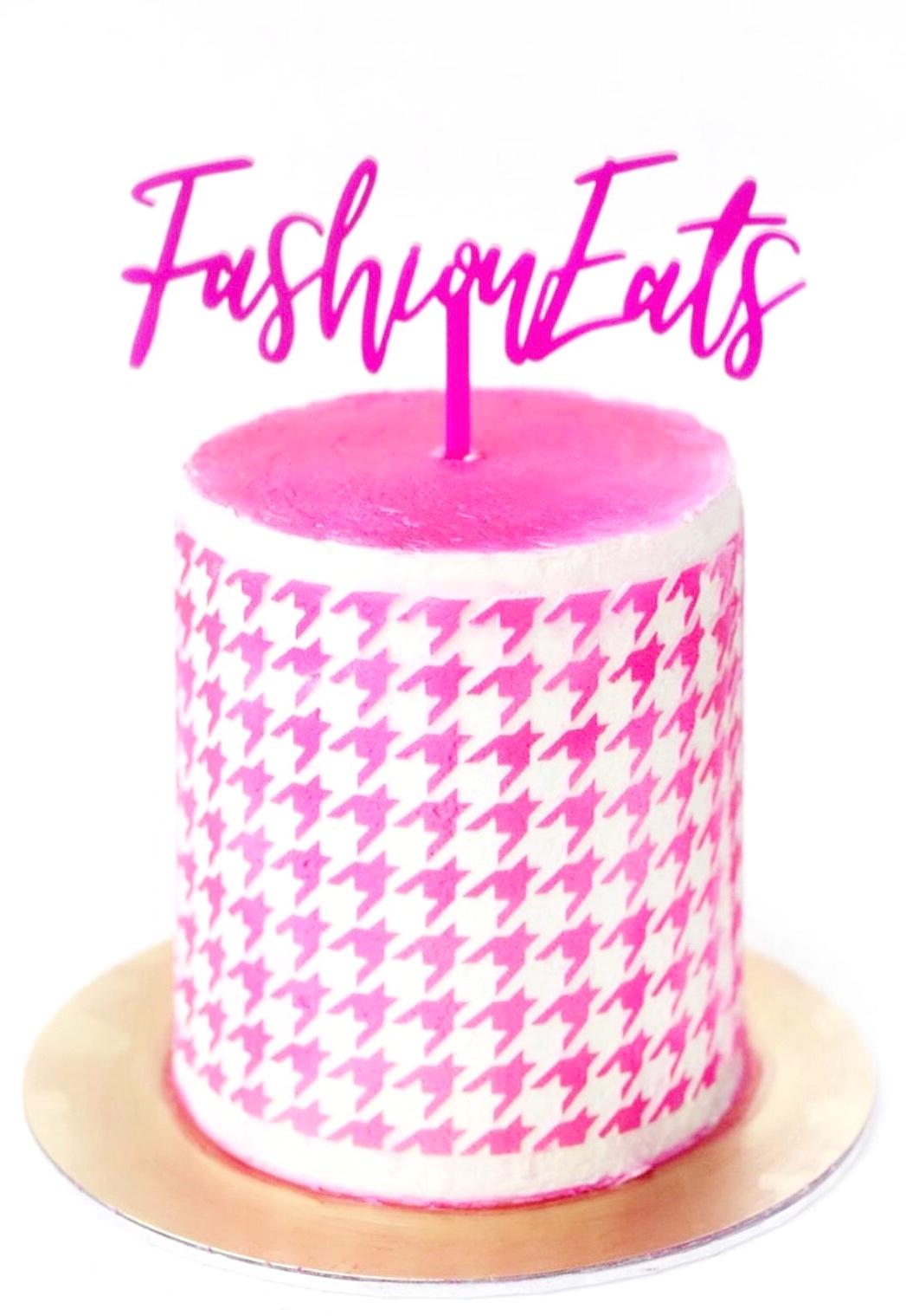 TARTAS FASHIONEATS www.fashioneats.es