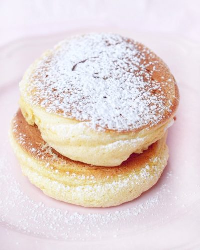 japanese souffle pancakes www.fashioneats.es