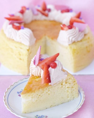 japanese souffle cheesecake www.fashioneats.es