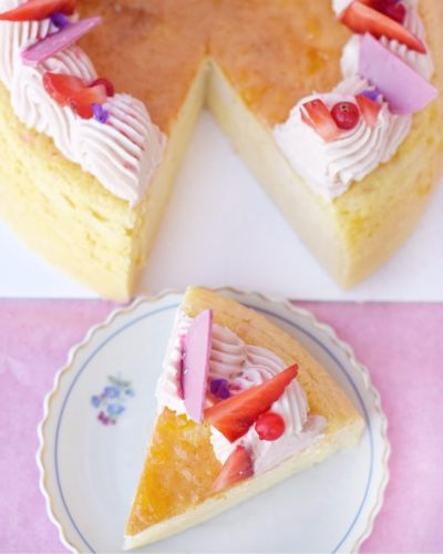 japanese souffle cheesecake www.fashioneats.es