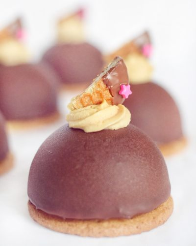 mousse de caramelo salado www.fashioneats.es
