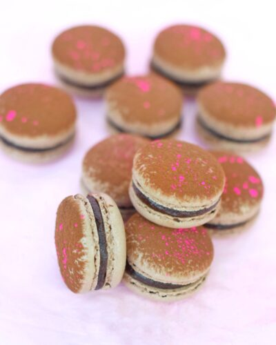 macarons chocolate fashioneats.es
